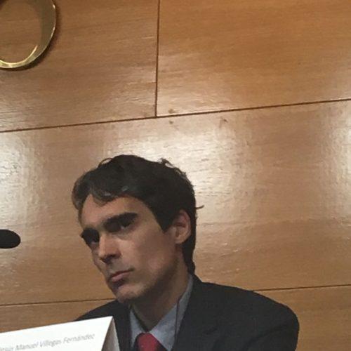 D. Jesús Manuel Villegas Fernández