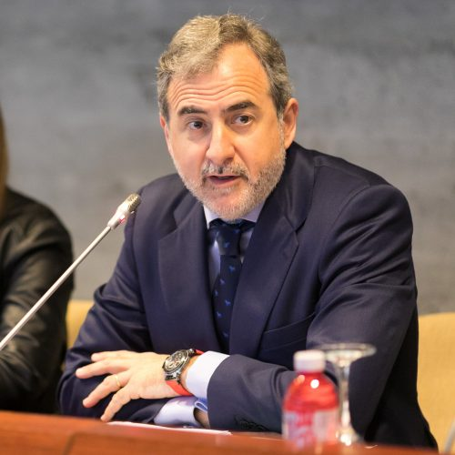 D. Juan Ignacio Marcos González